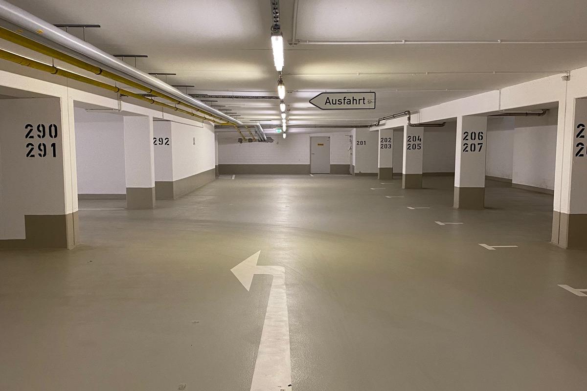 Parkservice Flughafen Stuttgart - Tiefgarage/Parkhaus Max-Lang-Straße 54, 70771 Leinfelden-Echterdingen Bild 7